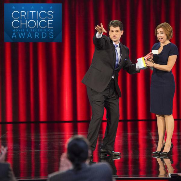 Penn & Teller Fool Us: Critics Choice Award Nominee! |