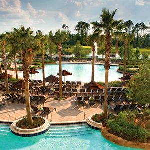 Corporate Entertainment at Hilton Bonnet Creek in Orlando