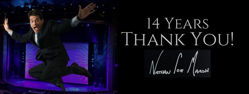 Nathan Coe Marsh Celebrates 14 Years in Business