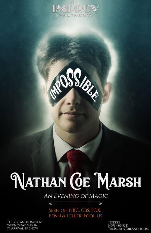 Nathan Coe Marsh at Orlando Improv