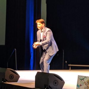 It was a pleasure performing at the TSE Live Theater at the San Diego Convention Center as part of the 2019 The Special Event Conference.